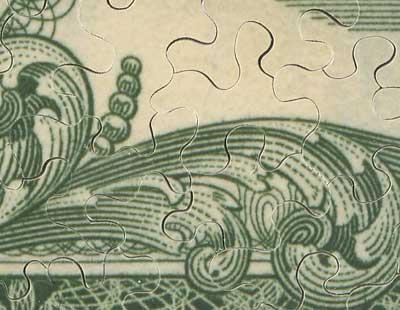 american 1 dollar bill spider. #100 - US 1 Dollar Bill